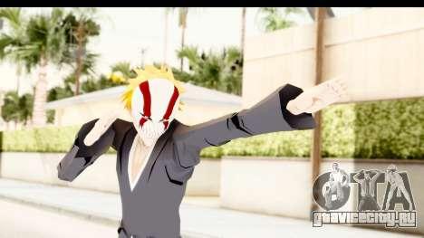 Bleach - Ichigo v3 для GTA San Andreas