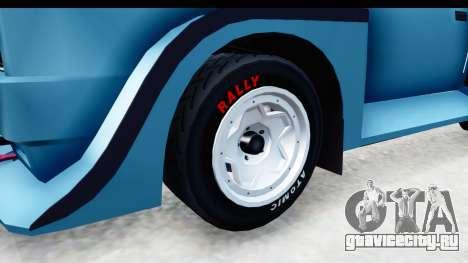 GTA 5 Obey Omnis для GTA San Andreas вид сзади