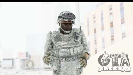 Global Warfare USA для GTA San Andreas
