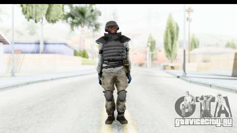 The Division Last Man Battalion - Grenadier для GTA San Andreas второй скриншот