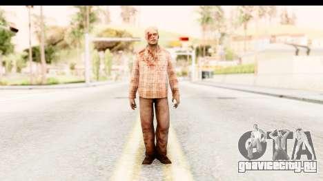 Left 4 Dead 2 - Zombie Shirt 2 для GTA San Andreas второй скриншот