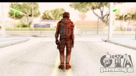 Homefront The Revolution - KPA v2 Camo для GTA San Andreas третий скриншот