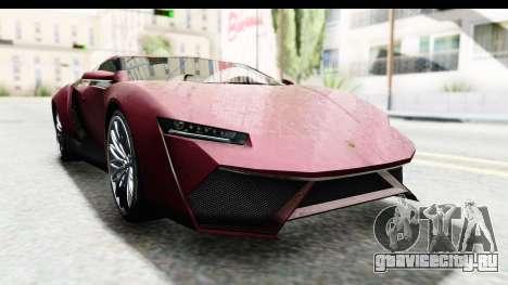 GTA 5 Pegassi Reaper v2 IVF для GTA San Andreas