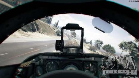 AT-26 Impala Xavante ARG для GTA 5 девятый скриншот