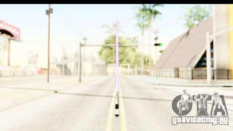 Sword Art Online II - Kiritos Saber для GTA San Andreas второй скриншот