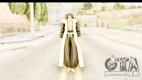 Bleach - Zaraki для GTA San Andreas второй скриншот