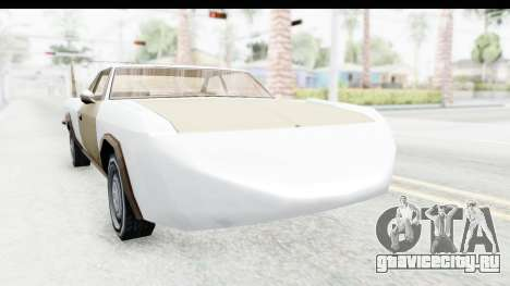 Tampa Daytona для GTA San Andreas