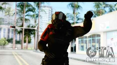 Homefront The Revolution - KPA v1 Black для GTA San Andreas