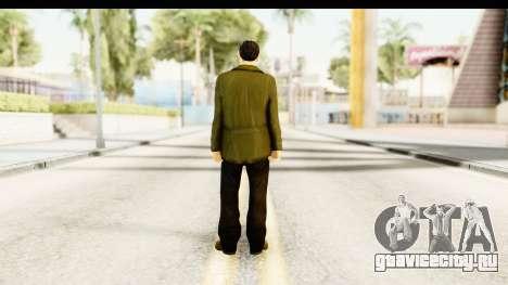 Mafia 3 - Lincoln Clay для GTA San Andreas третий скриншот
