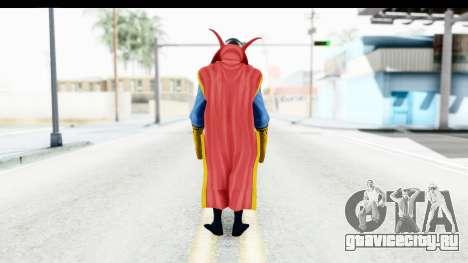 Marvel Doctor Strange для GTA San Andreas третий скриншот