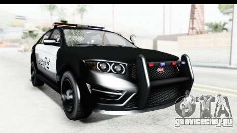 Sri Lanka Police Car v1 для GTA San Andreas