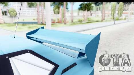 GTA 5 Obey Omnis для GTA San Andreas вид изнутри