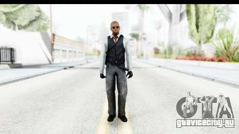 CS:GO The Professional v3 для GTA San Andreas второй скриншот