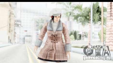 DoA 5 - Mila Casual для GTA San Andreas