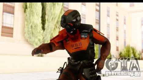 Homefront The Revolution - KPA v5 Red для GTA San Andreas
