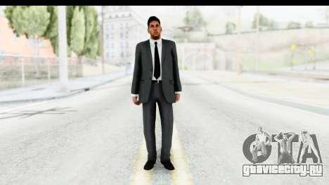 Messi Formal v2 для GTA San Andreas второй скриншот