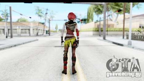Borderland - Lilith для GTA San Andreas третий скриншот