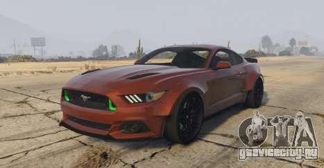 Ford Mustang GT Premium HPE750 Boss для GTA 5