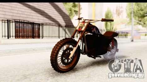 GTA 5 Western Cliffhanger Custom v2 IVF для GTA San Andreas