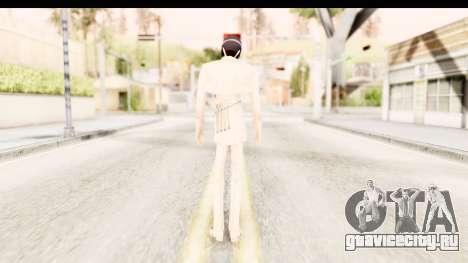 Bleach - Uryu для GTA San Andreas третий скриншот