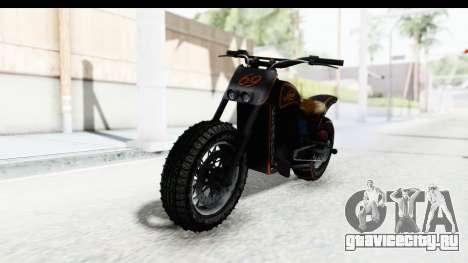 GTA 5 Western Gargoyle Custom v1 для GTA San Andreas