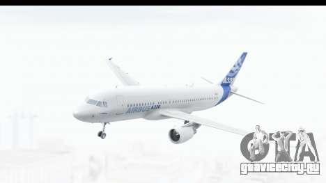 Airbus A320-200 Industrie MSN 1 2005 - 2012 для GTA San Andreas