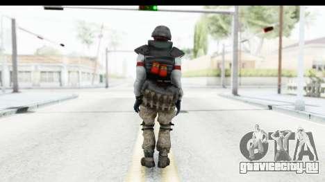 The Division Last Man Battalion - Grenadier для GTA San Andreas третий скриншот