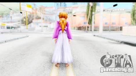 Kenshin v3 для GTA San Andreas третий скриншот