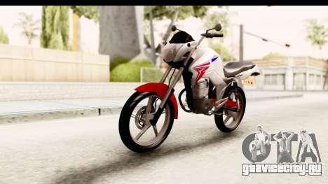 Honda CG150 для GTA San Andreas