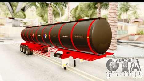 Trailer Fuel для GTA San Andreas