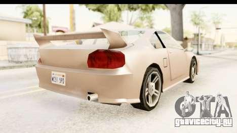 Annis Elegy 1998 для GTA San Andreas вид слева