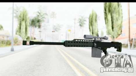 GTA 5 Vom Feuer Heavy Sniper для GTA San Andreas