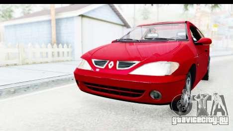 Renault Megane Coupe для GTA San Andreas