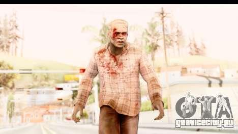 Left 4 Dead 2 - Zombie Shirt 2 для GTA San Andreas