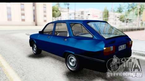 Dacia Liberta для GTA San Andreas вид слева