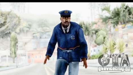 Silent Hill Downpour - Postman для GTA San Andreas