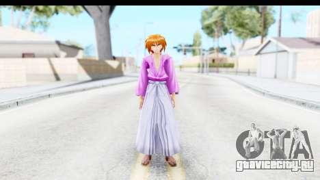 Kenshin v3 для GTA San Andreas второй скриншот