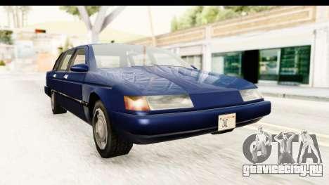 Solair Sedan для GTA San Andreas