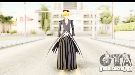 Bleach - Ichigo для GTA San Andreas второй скриншот