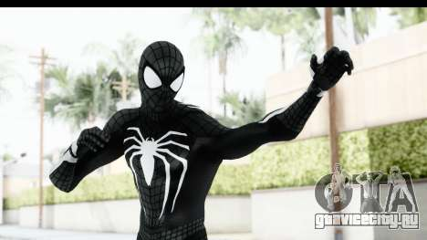 Spider-Man PS4 E3 Black Suit Edition для GTA San Andreas