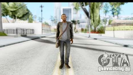 I Am Legend - Will Smith v2 Fixed для GTA San Andreas второй скриншот