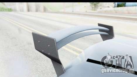 GTA 5 Grotti Brioso RA IVF для GTA San Andreas вид изнутри