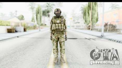 Global Warfare UK для GTA San Andreas второй скриншот