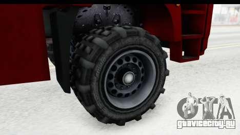 GTA 5 MTL Dune 3D Shadow IVF для GTA San Andreas вид сзади