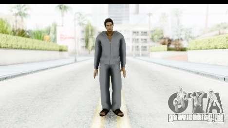 Yakuza 5 Kazuma Kiryu Home для GTA San Andreas второй скриншот