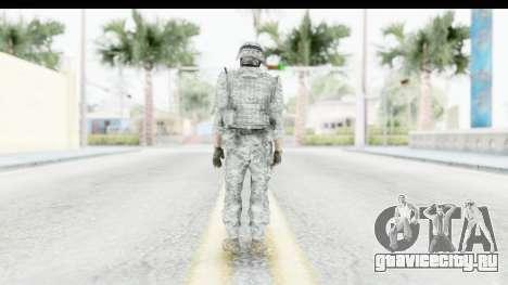 Global Warfare USA для GTA San Andreas третий скриншот
