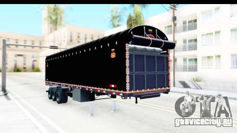 Trailer Colombia v1 для GTA San Andreas вид справа