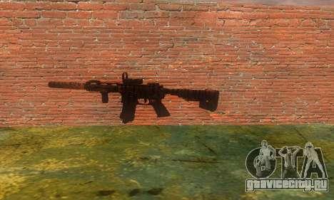 Noveske Diplomat 7.5 для GTA San Andreas четвёртый скриншот