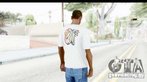 OF T-Shirt для GTA San Andreas третий скриншот