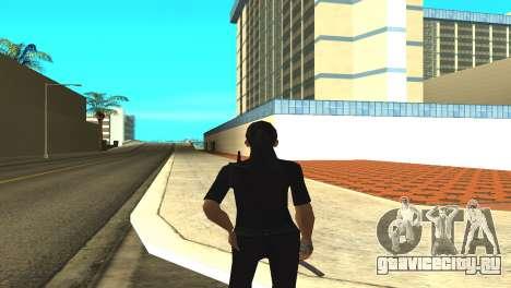 Скин женщины-полицейского для GTA San Andreas третий скриншот